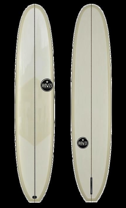 Howzi Surfboards Hipster Longboard