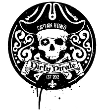 Dirty Pirate Logo
