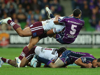 WHY DOES FOOTY NEED WRESTLING?