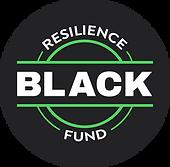 BlackResilienceFund_Logo_CircleDarkBackg
