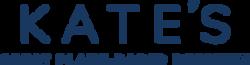 kates navy logo