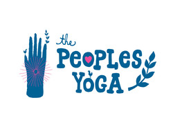 people's yoga 2020 logo