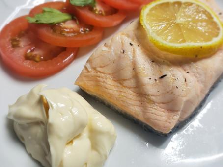 Técnicas y formas de comer el salmón