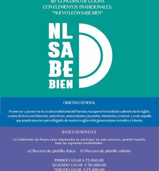 """Concurso de Cocina """"Nuevo León Sabe Bien"""""""