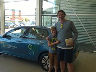 Elektrisch rijden met Lemonfield