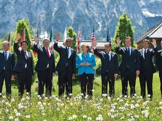 G7 stelt doelen voor reductie van fossiele brandstoffen