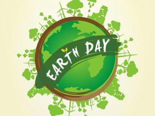 Vergeet Pasen, 22 april is het Earth day!