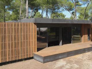 Energie-neutraal huis van 130m2 voor € 38.000