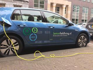 Aantal elektrische auto's in Nederland neemt snel toe