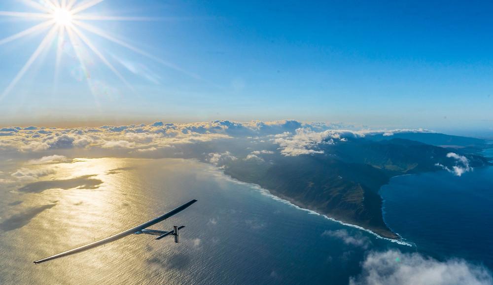 Solar Impulse vlucht