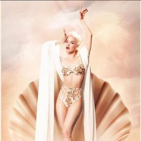 Burlesque kostuum Fay Loren