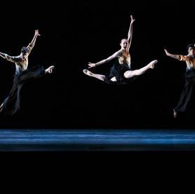 Kostuums voor de jong talenten van  het Nationaal Ballet