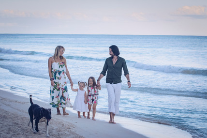 Tulum Family Photographer