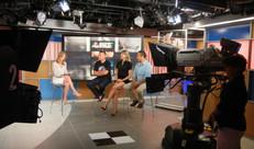 Entrevista para la NBC NYC