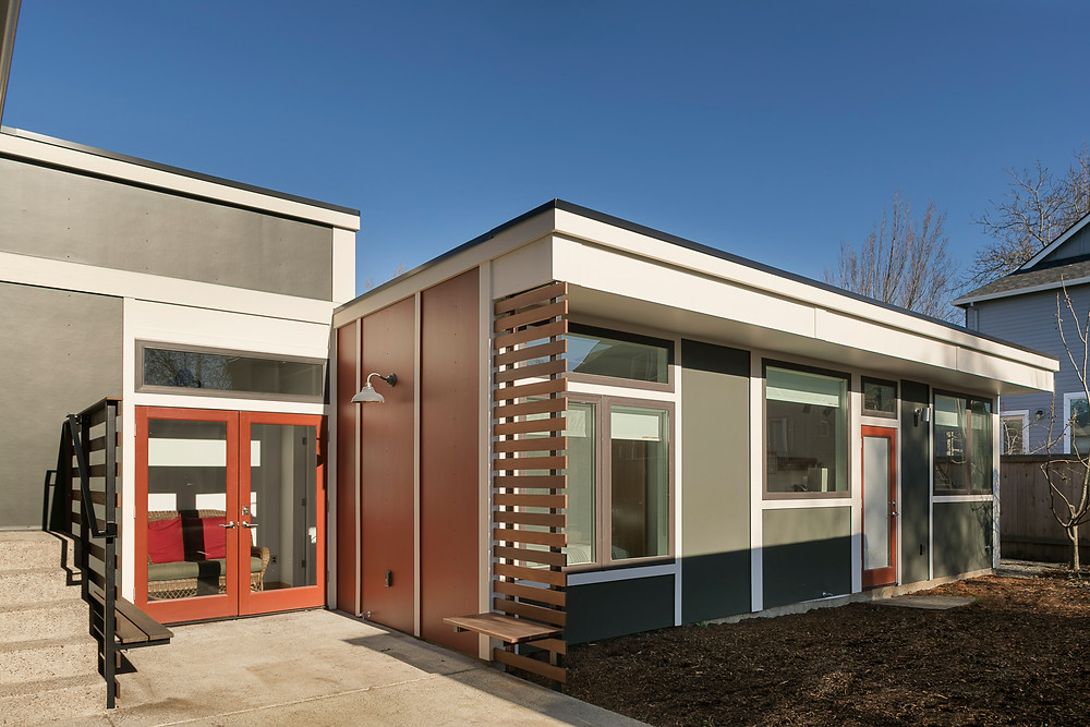 Cleveland Residence Studio, Portland, Oregon