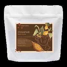 Myanmar Black Honey