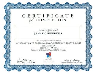 Jenae-Ciuffreda---2015-AOMT-Certificate.