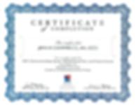 Jenae-Ciuffreda---2016-AOMT-Certificate.