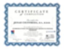 Jenae-Ciuffreda---2014-AOMT-Certificate.