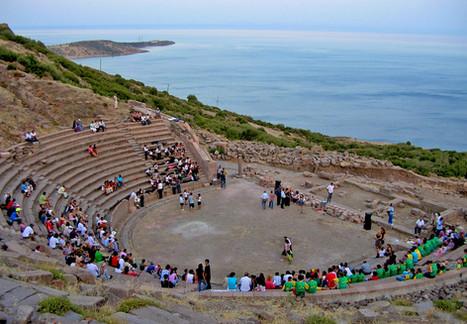 antik tiyatro