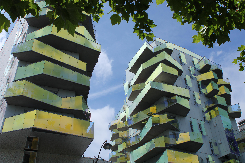 Futuristic Building 2