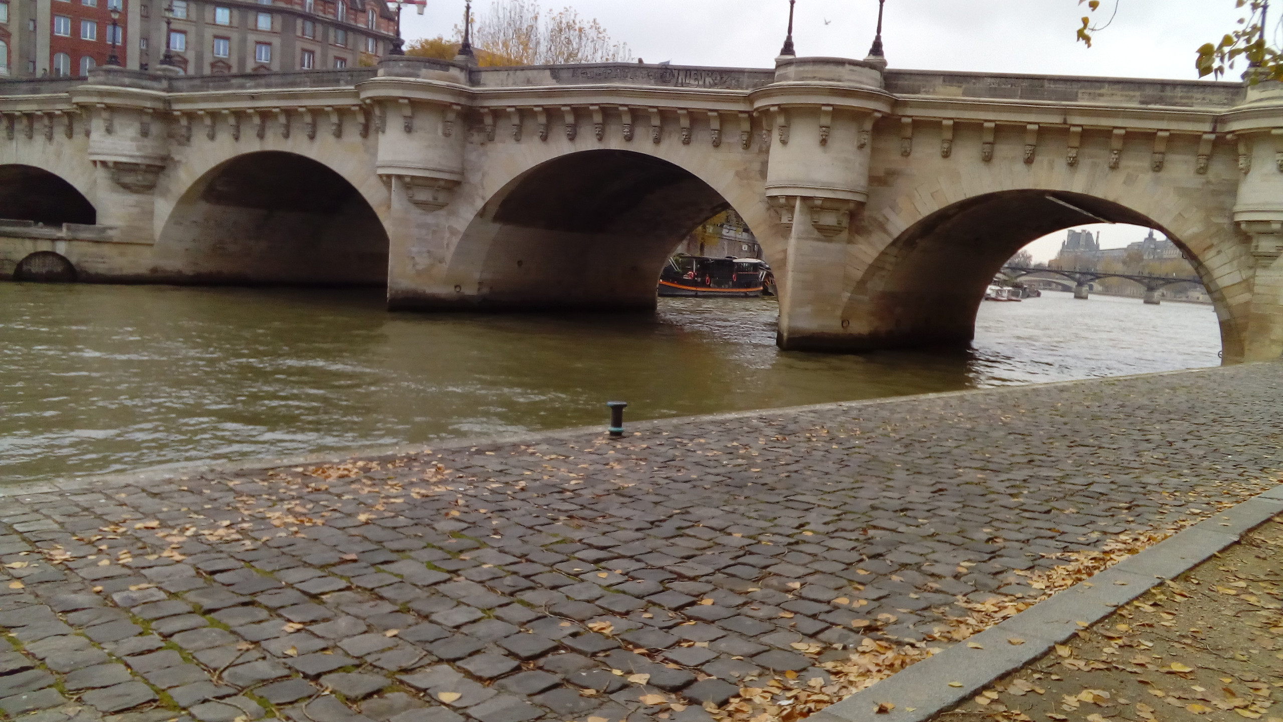 Pont Neuf - View from Right Bank