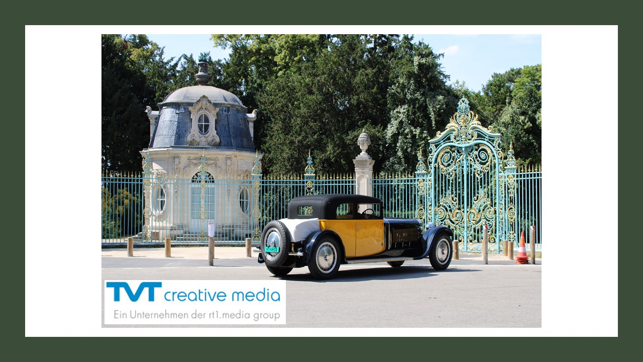 TVT Creative Media - Bugatti Royale Weym