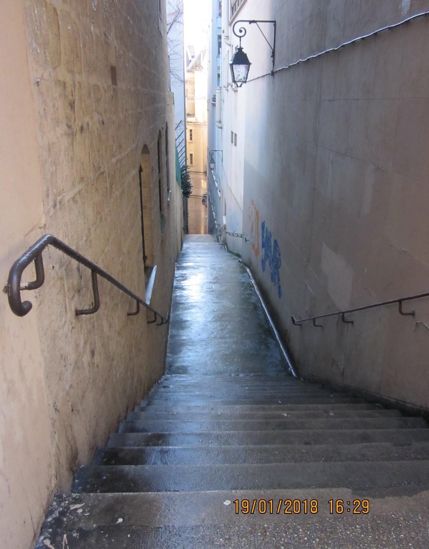 Secret Stairs - Paris 16