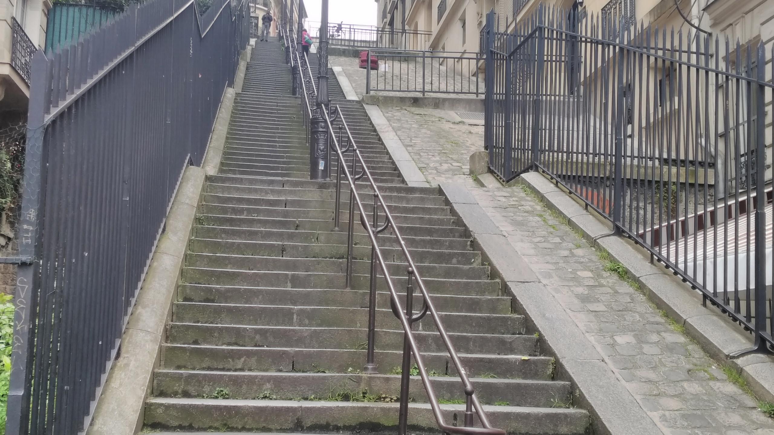 Montmartre - Bequerel