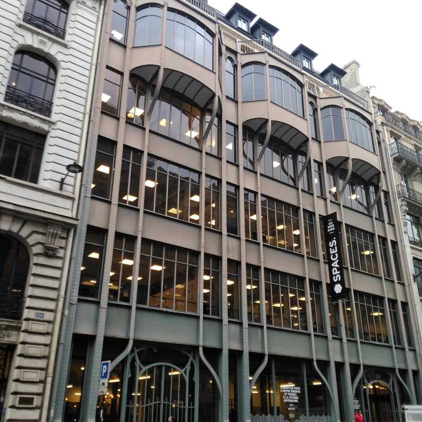 124 rue Réaumur