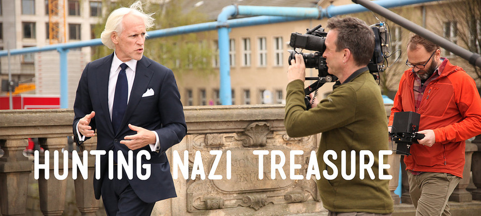 HUNTING NAZI TREASURE