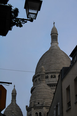 Dome of the Sacré Coeur