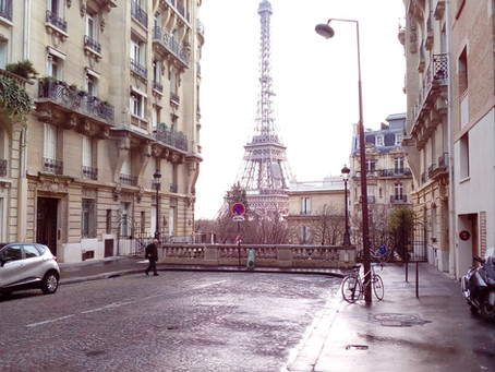 LOCATIONS WITH A VIEW OF THE EIFFEL TOWER