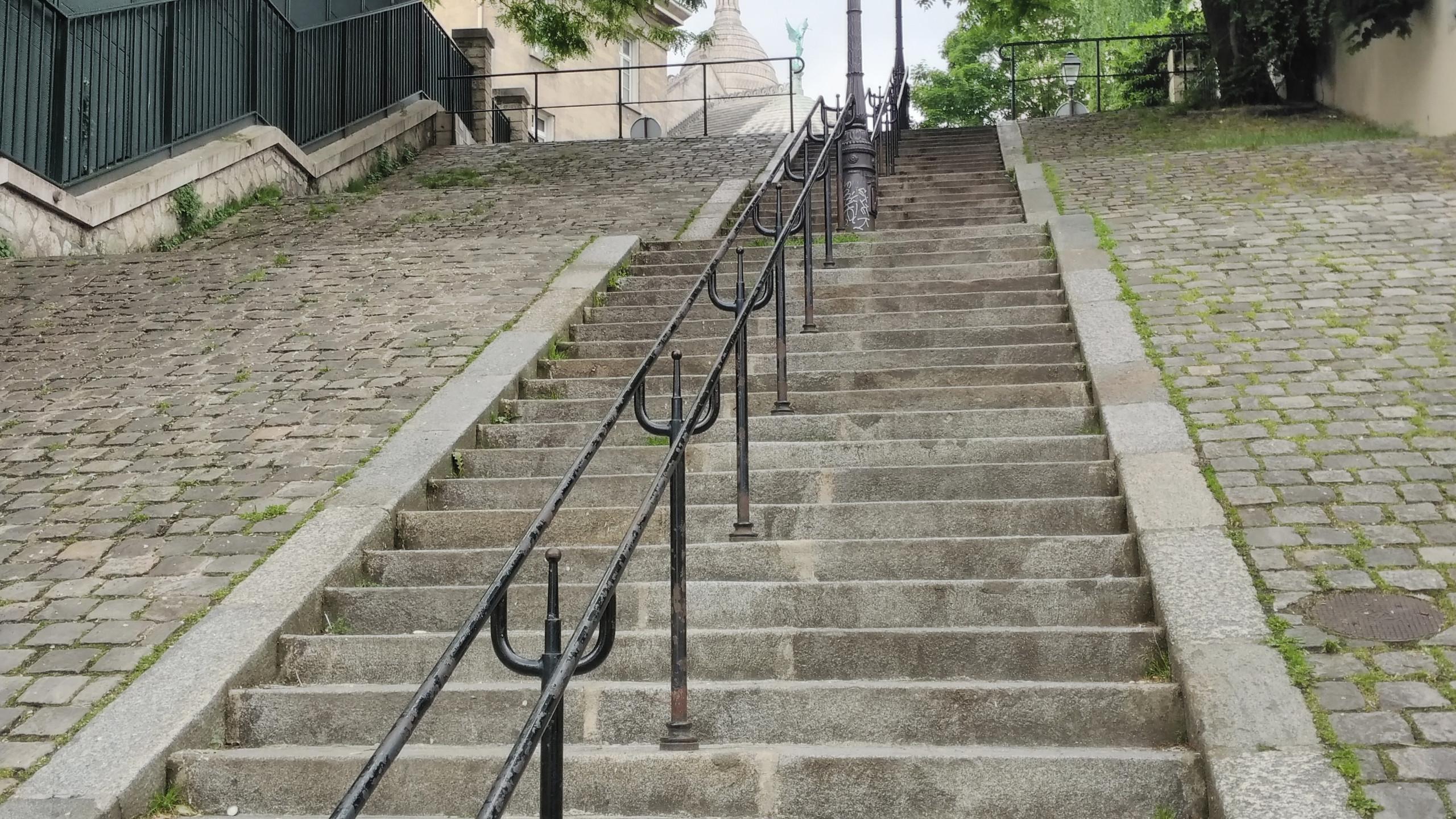 Escalier Paul Albert