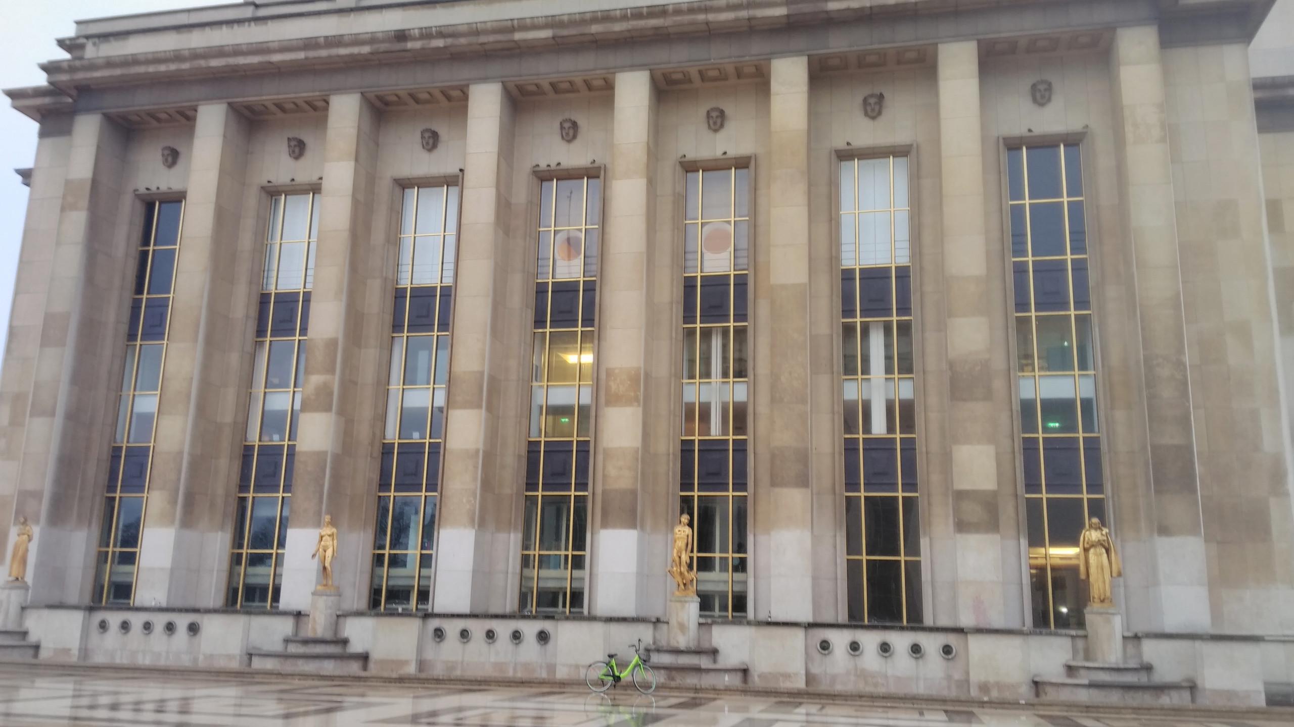 Le Palais de Chaillot - West Wing