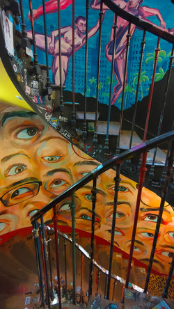 Eye Staircase