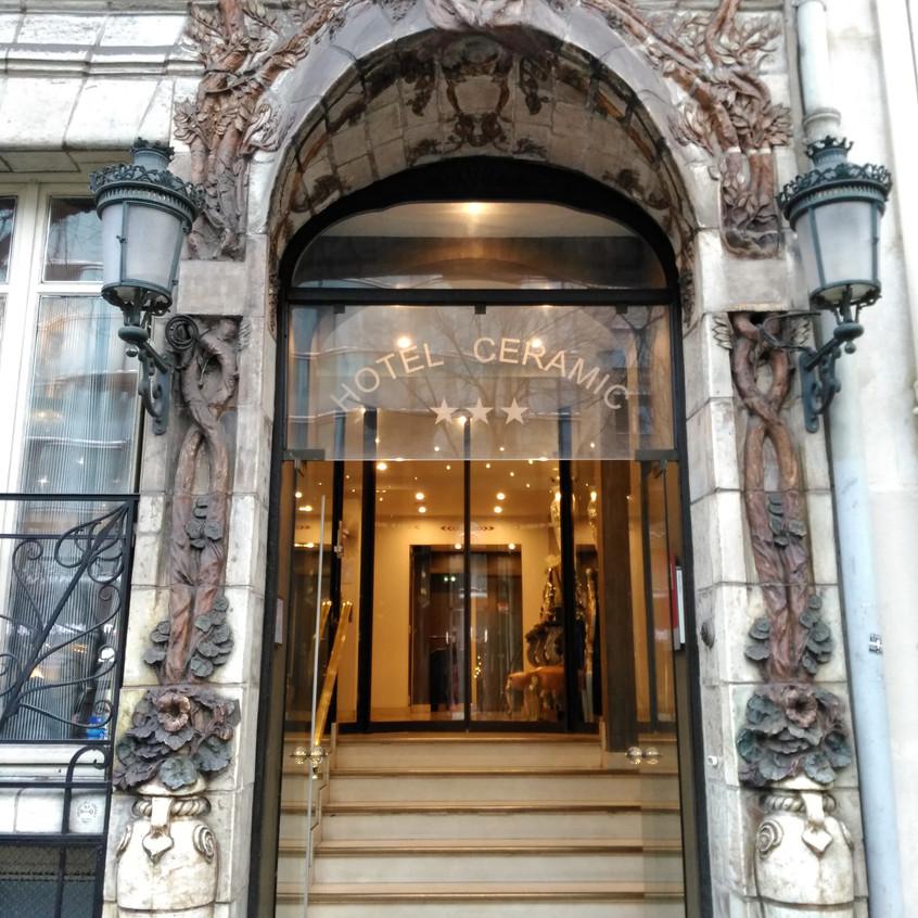The Ceramic Hotel
