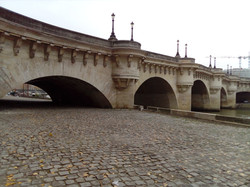 Oldest Bridge in Paris