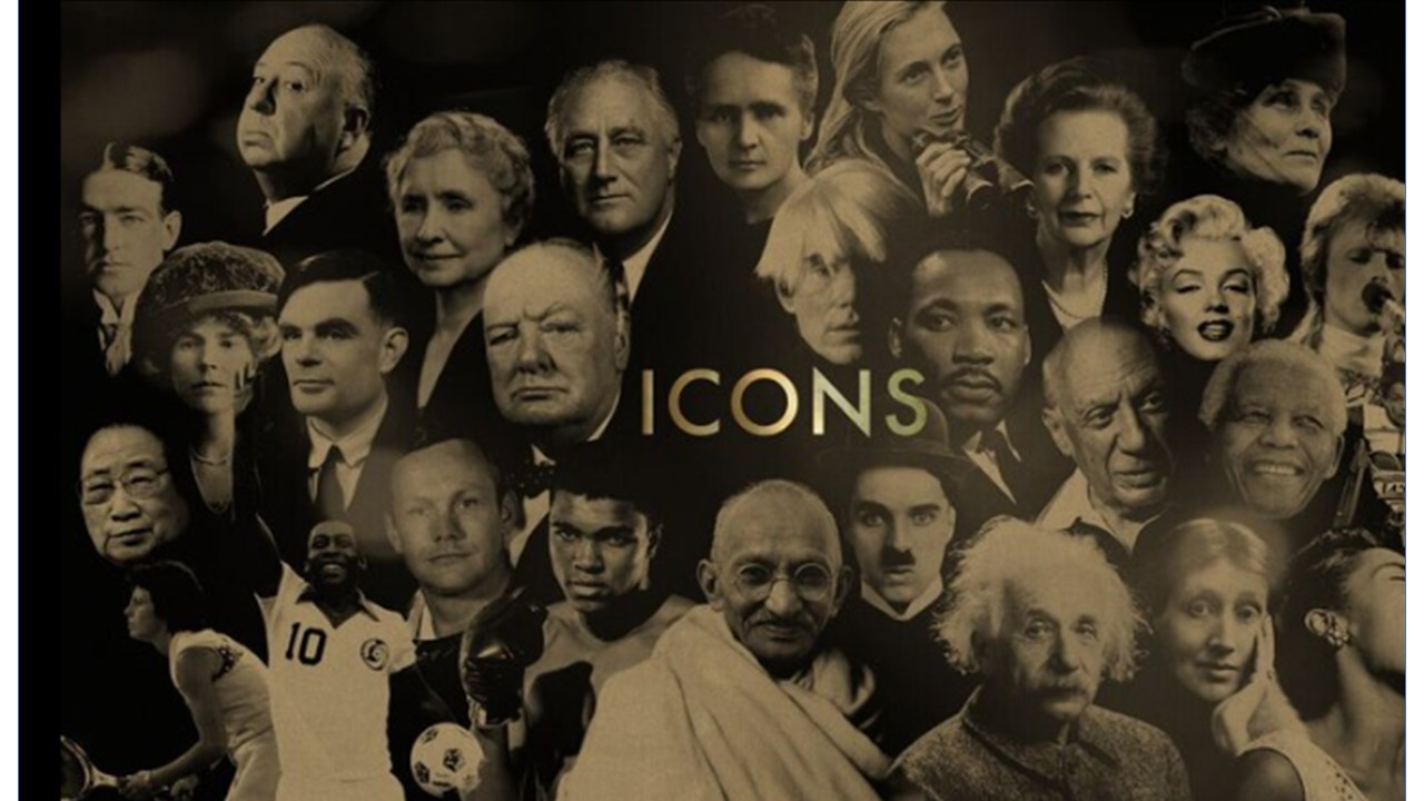 ICONS : Marie Curie
