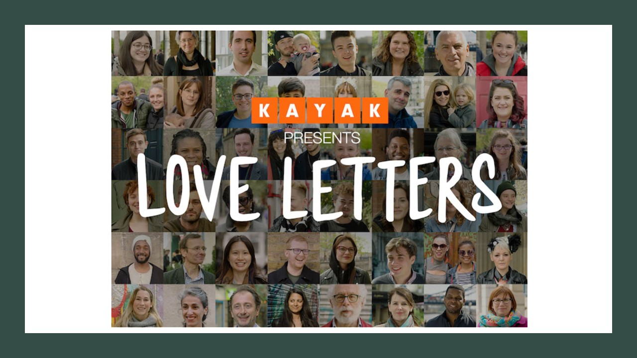 Kayak - Love Letters