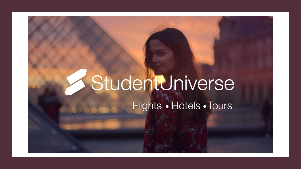 Student Universe Paris Film