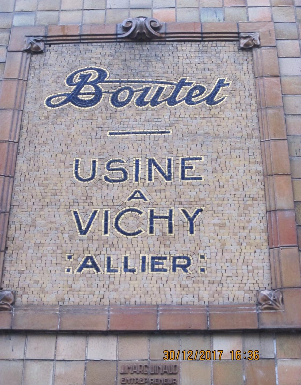 Maison Boutet - Mosaic Detail