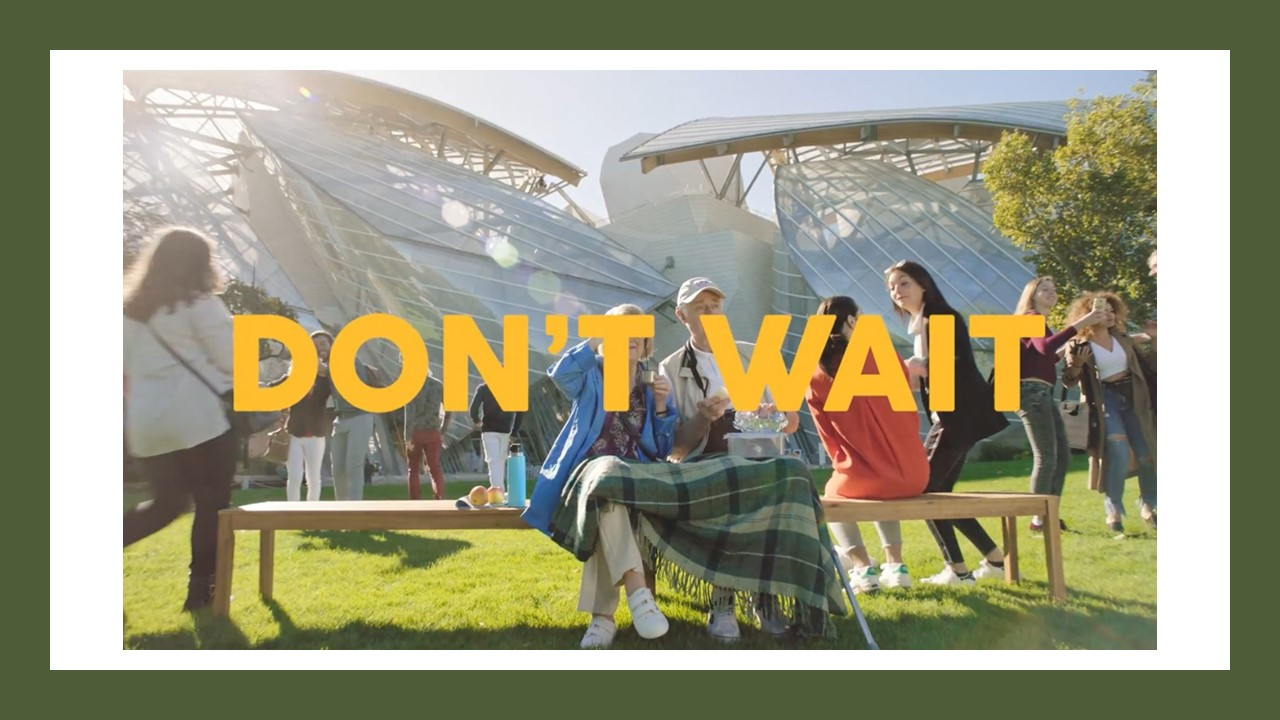 Don't Wait Film
