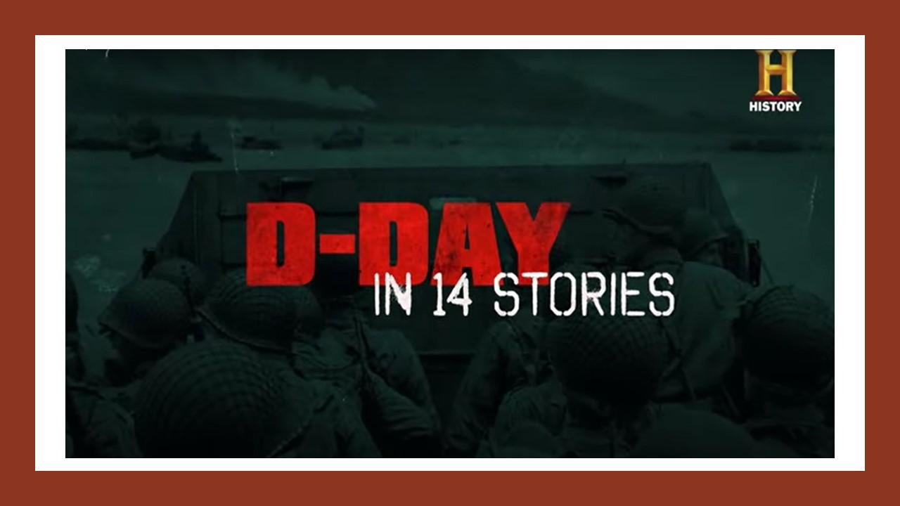 D-DAY IN 14 STORIES - MARIE KREBS