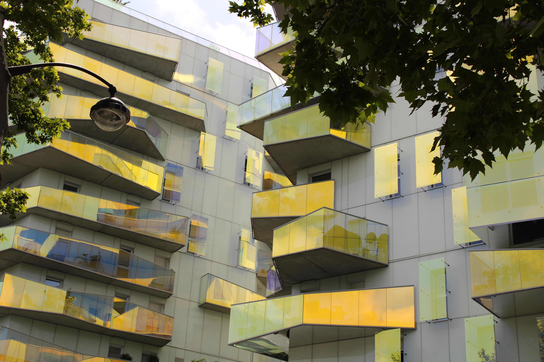 Futuristic Building 1