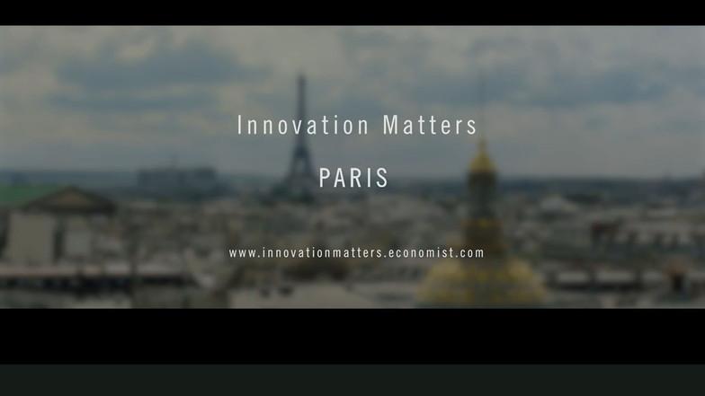INNOVATION MATTERS : PARIS