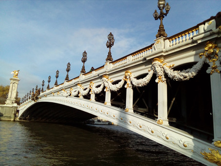 BRIDGES & BANKS OF THE SEINE