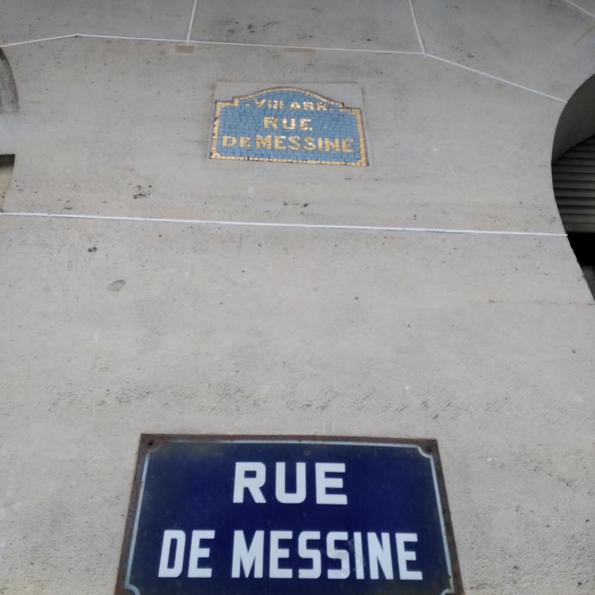 6 rue de Messine