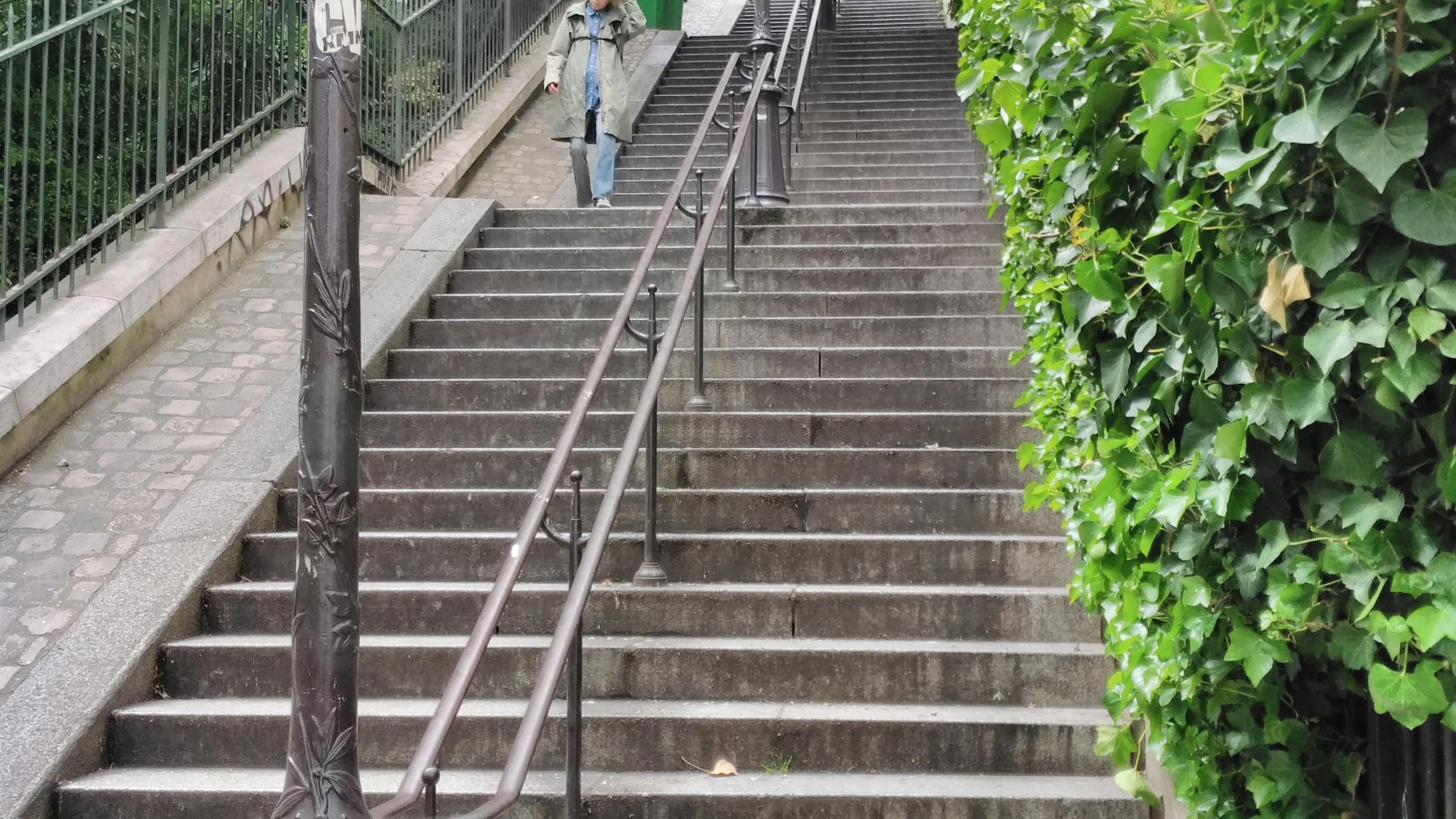 Escalier Maurice Utrillo