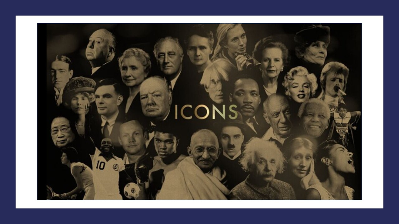 ICONS DOCUMENTARY SERIES